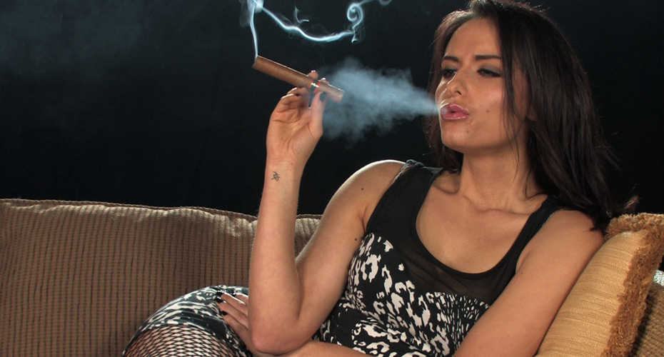 Free Smoking Cigar Sex Porn Videos -