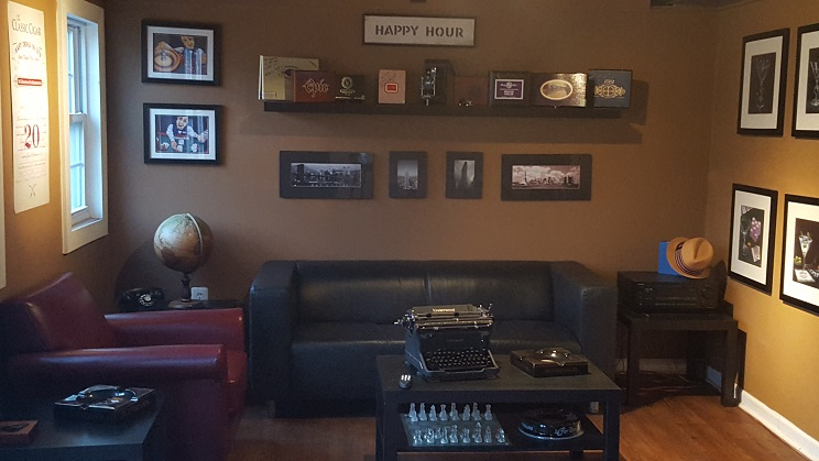 Man Cave Birthday Ideas : Ultimate man cave for the cigar party