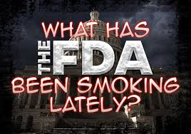 FDA smoking lately