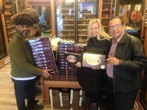 jose Blanco Blending seminar