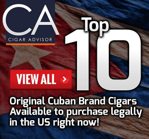 cigar ad top 10