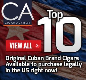cigar ad top 10