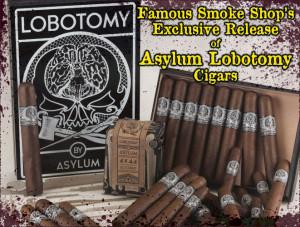 Asylum Lobotomoy PR