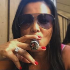 Trang Hamm Cigars