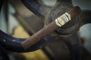 Senorial Maduro on press