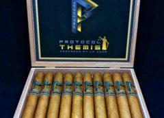 Cubariqueño Cigar Co. Releases Protocol Themis Corona Gorda as Famous Smoke Shop Exclusive