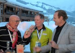 Daniel Marshall Cigars and Padre Azul Host DM Campfire at Daniel Marshall Cigar Lounge Kitzbuhel, Austria in Celebration of Hahnenkamm-Rennen Ski Race
