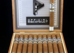 Cigar Release: Protocol Official Misconduct