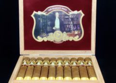 Cigar Release: Protocol Sir Robert Peel
